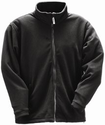 Tingley black fleece jacket