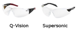 PIP safety eyewear