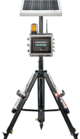 Site Sentinel Gas Detection System