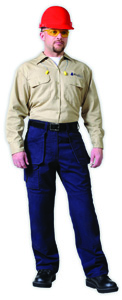 KNEEDZ Gel Kneepad Work Pants