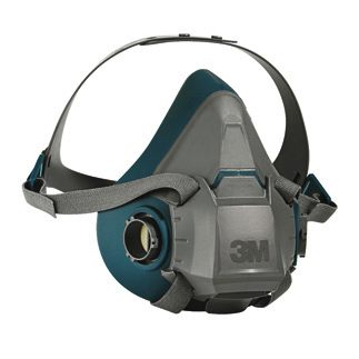 rugged Comfort Half Facepiece Reusable Respirator 6500