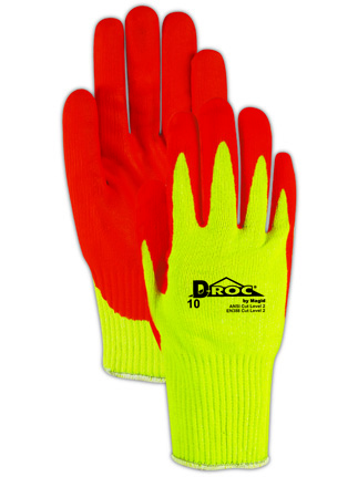 High Viz Cut Resistant Glove
