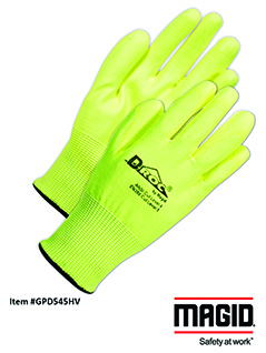 Polyurethane Palm Coated Work Glove