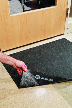 Adhesive Backed Floor Mat