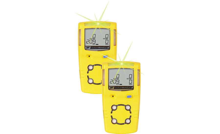 Honeywell Gas Alert Microclip X3