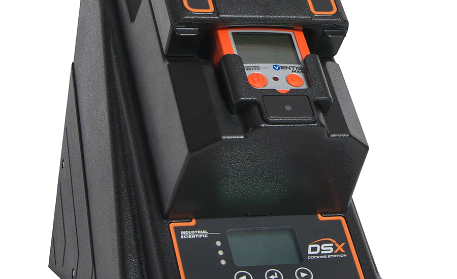 Industrial Scientific DSX Docking Station