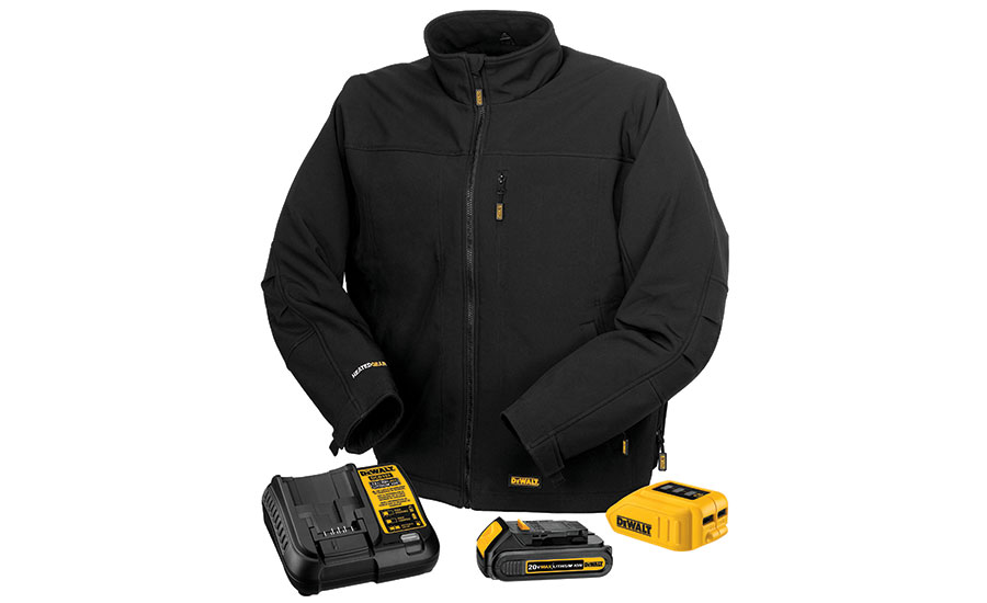 Radians Dewalt 20V12V Max Lithium Ion Soft Shell
