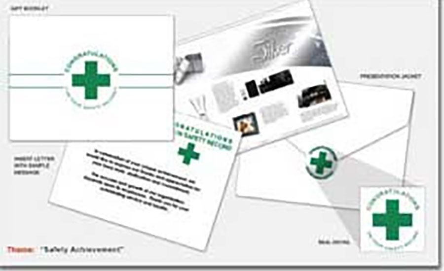 Safety Award Store Employees Choice Safety Booklets