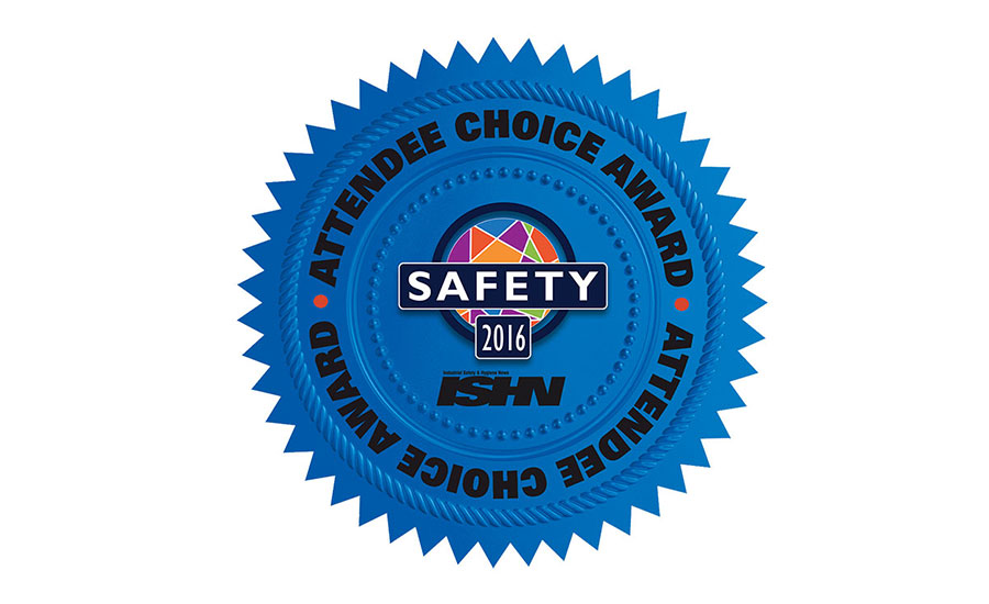 ASSE Safety 2015 Attendee Choice  Awards — winning products announced