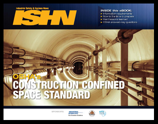 confined space Books cover