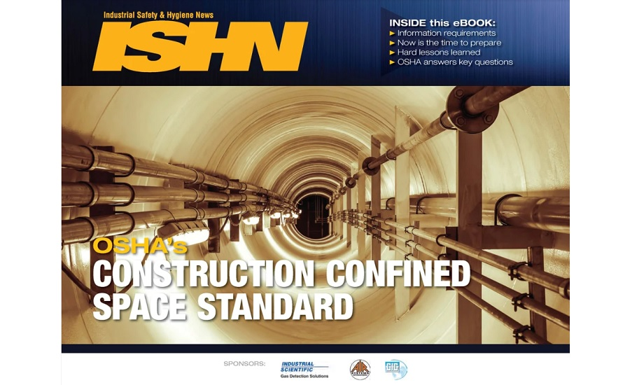 Ebook Confined Spaces OSHA Standards