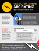 new arc flash standards