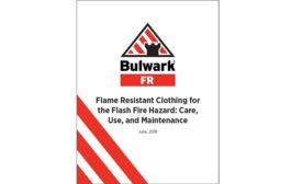 Bulwark- Selection, Use, Care and Maintenance of FR Clothing Main image