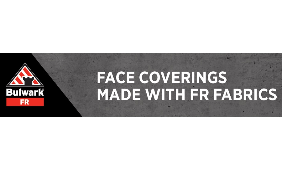Bulwark FR Face Coverings white paper MAIN IMAGE