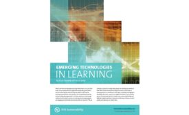 Emerging Technologies in Learning White Paper Cover