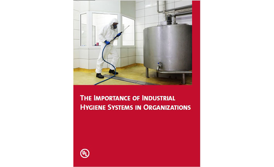 The importance of industrial hygiene systems in organizations