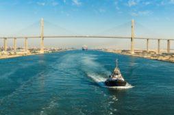 Suez Canal Getty