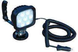 The HML-7LED-3C 21 Watt Handheld LED Spotlight.