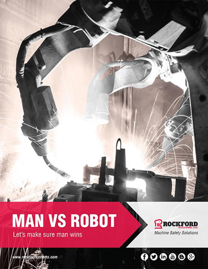 "Rockford Systems refreshes brand to reflect new emphasis on ""human element"" of machine safety"