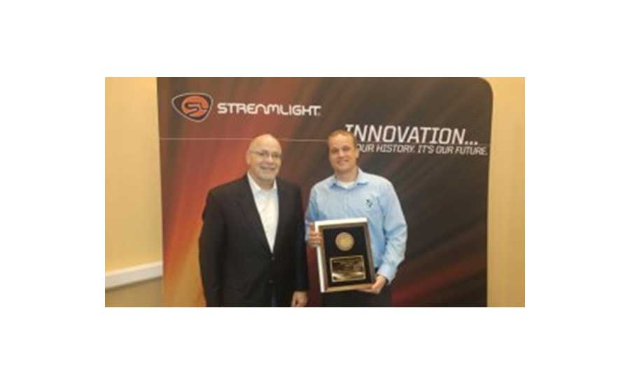 Streamlight® names R.C. Bremer Marketing Associates, Inc. as Industrial Sales Rep Agency of the Year
