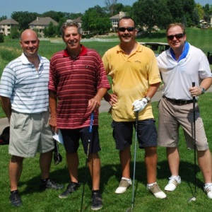 Ergodyne Golf Classic for Cystic Fibrosis Foundation (CFF)