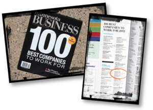 Ergodyne named one of best companies to work for