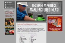 Southern Glove launches new website