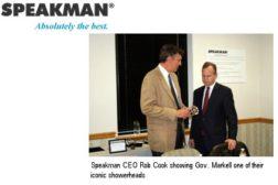 Speakman Company photo