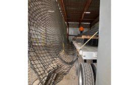 Flatbed Truck tarping procedure