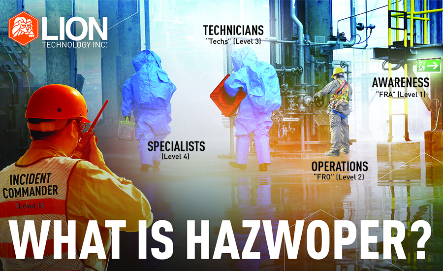 What is HAZWOPER?