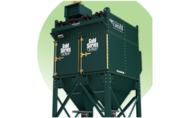 Camfil X-Flo combustible dust collector