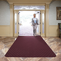 PIG® Grippy® Adhesive-Backed Berber Entrance Mat