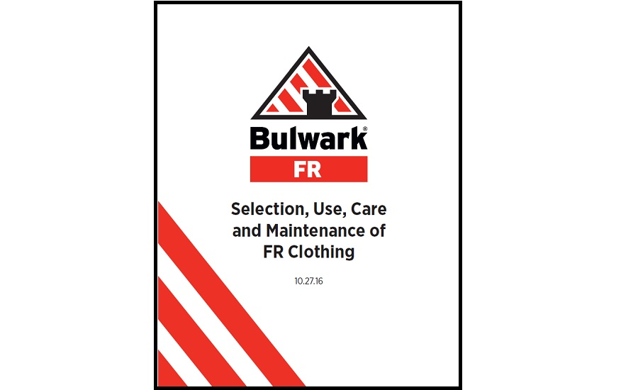 Bulwark- Selection, Use, Care, and Maintenance