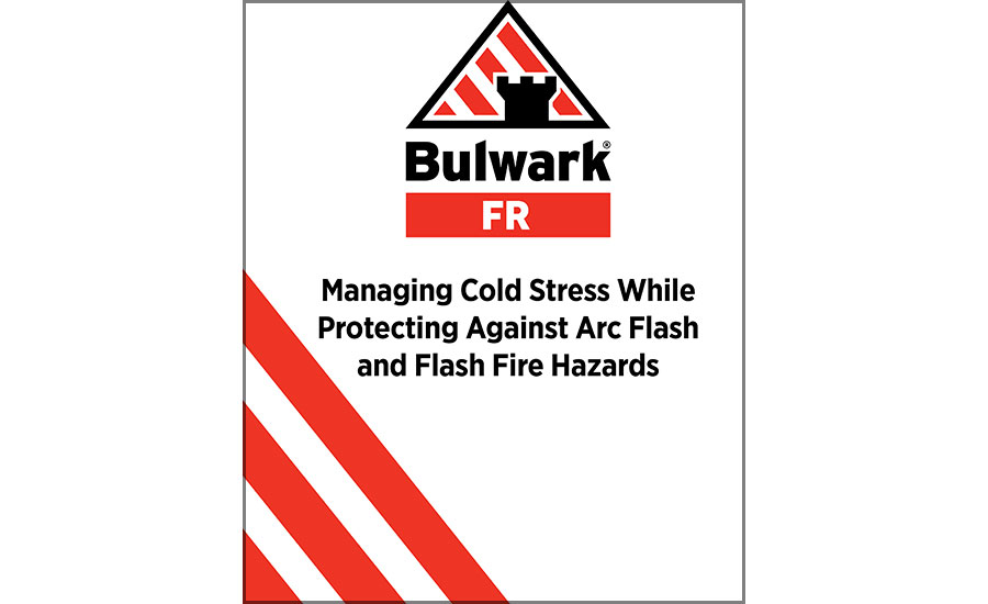 Bulwark White Paper- Managing cold stress- 10/21/2020 UPDATED