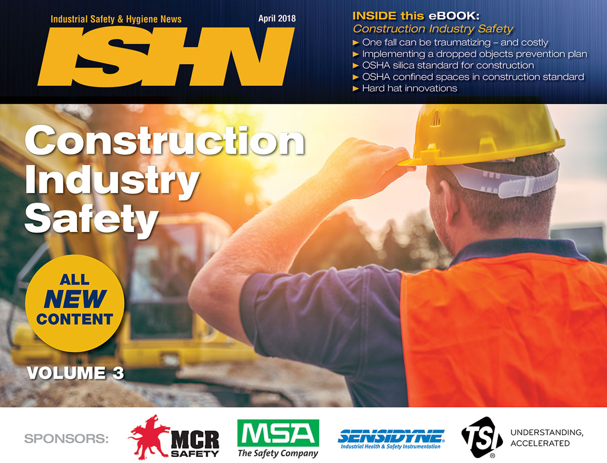 Construction Industry Safety eBook