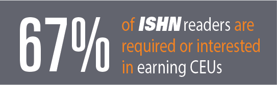 ISHN Earning CEUs