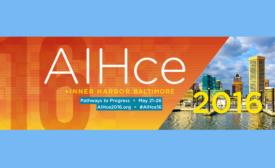 AIHce 2016