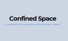 Confined Space blog