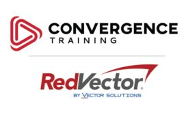 Convergence Training Red Vector