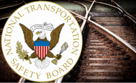 NTSB railroad safety
