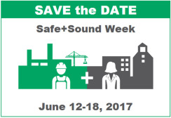 Safe + Sound Week