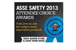 Safety 2013 Attendees' Choice Awards