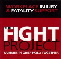 The Fight Project: Families in Grief Hold Together