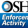 OSHA enforcement activity