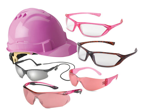 707ff974599 Gateway Safety Supplies broadening line of safety glasses for women ...