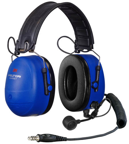 3M Intrinsically Safe communication headset