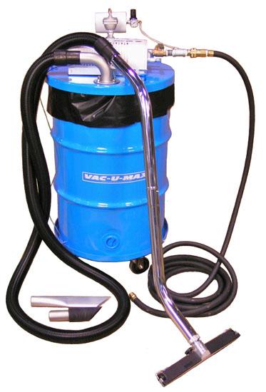 Vac U Max Compressed Air Pulse Jet Filter Industrial