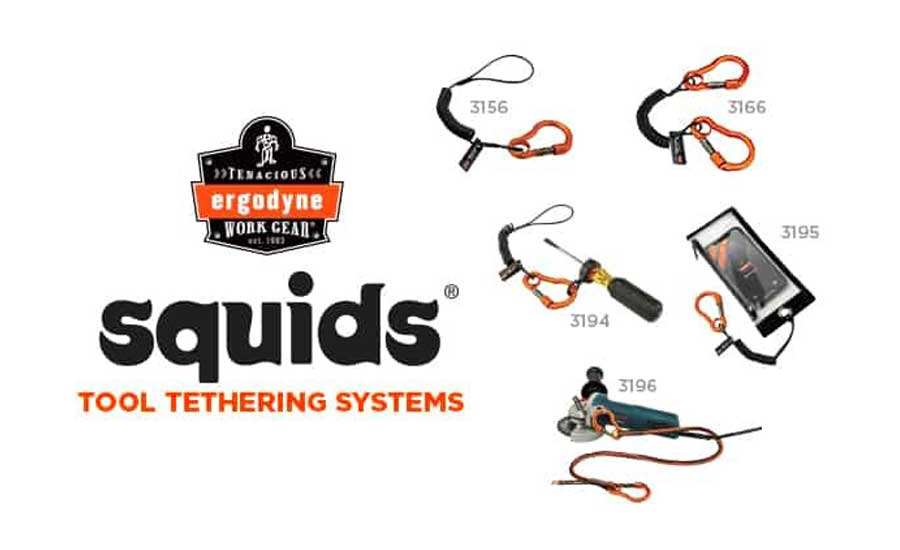 Ergodyne continues drops prevention innovation with five new solutions