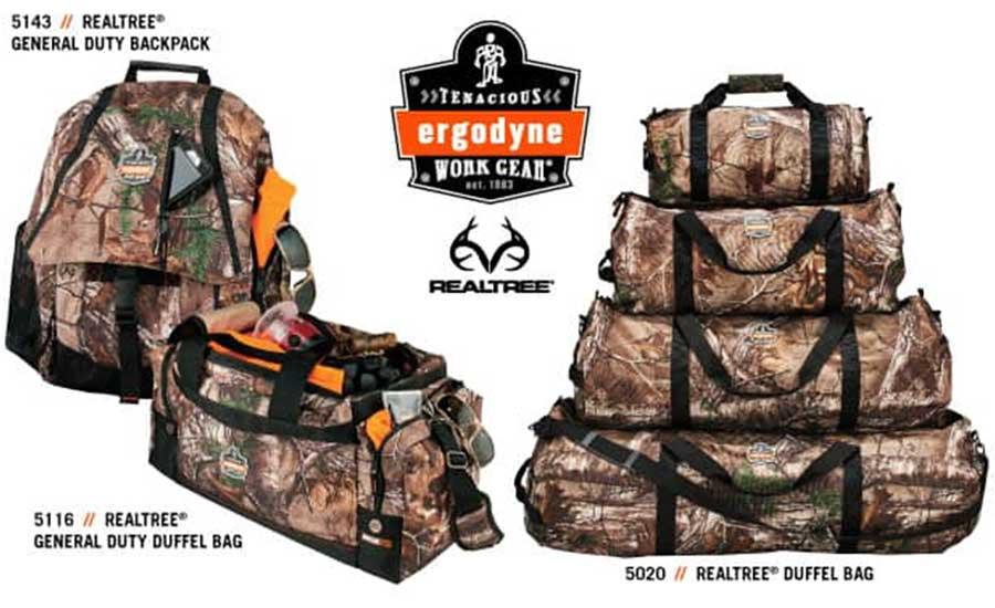 Ergodyne Arsenal 5143 General Duty Backpack