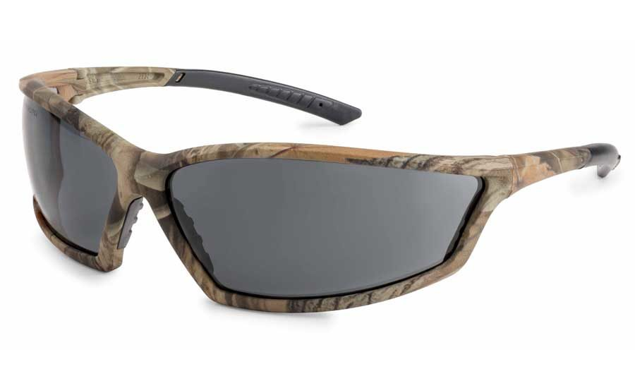 1d07ad11201 Popular safety glasses now available in camouflage pattern. Gateway.jpg